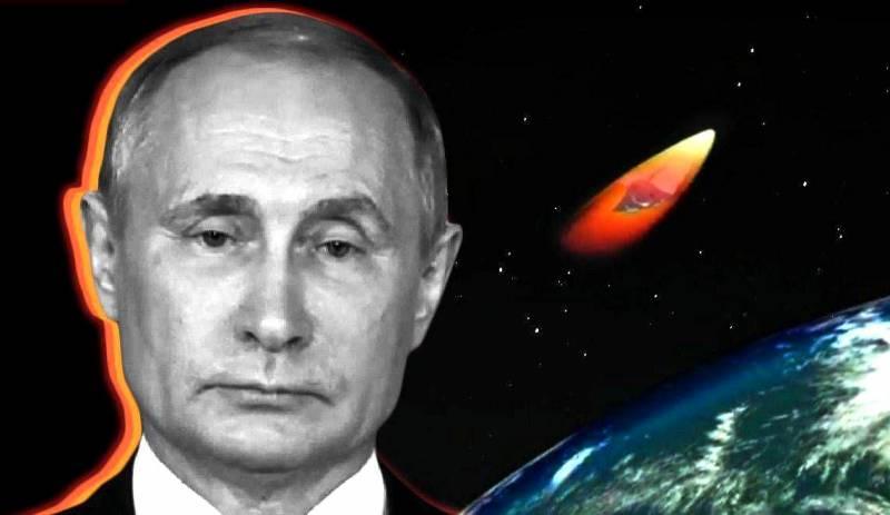 Ответ США на ракеты Путина не заставил себя ждать