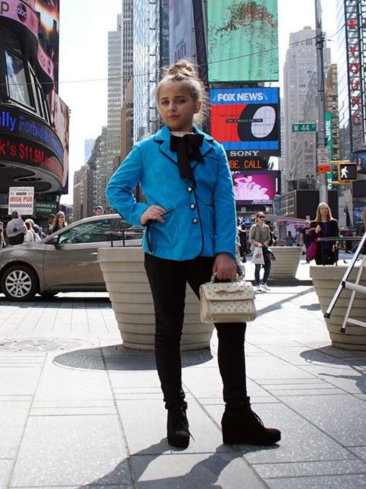 Как выглядит жизнь современной 9-летней миллионерши