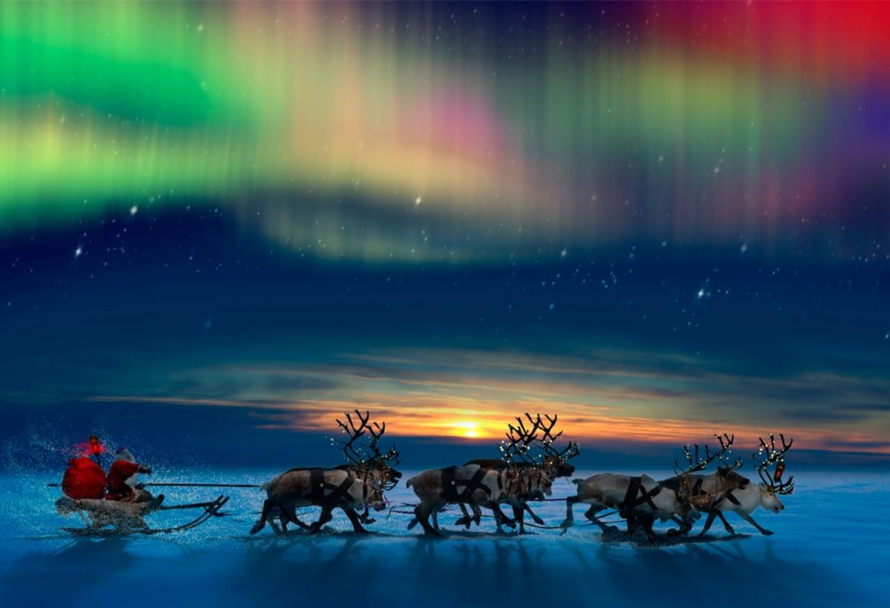 Лапландия. Магия зимы