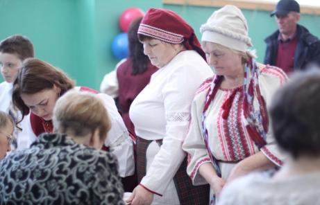 Жители национального вепсского села в Карелии проголосовали на выборах президента РФ
