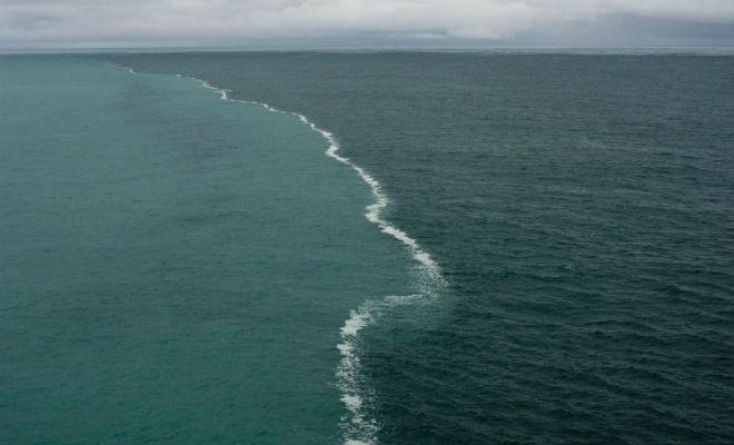 Мыс Горн: 2 океана текут рядом и не смешиваются