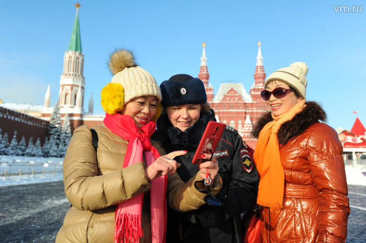 Отдыхающие предпочитают Москву