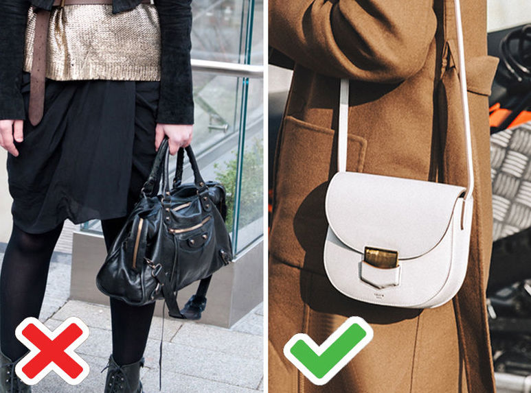 Как выбрать сумку, которая выглядит стильно и дорого: пять важных правил