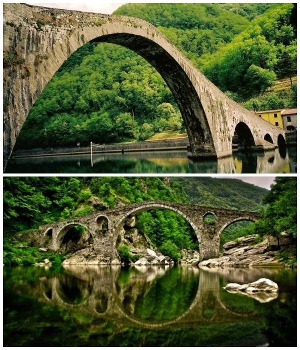 Сказочно красивые арочные мосты мира