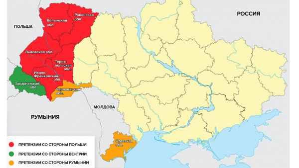 Фантомные боли восточноевропейских соседей Украины