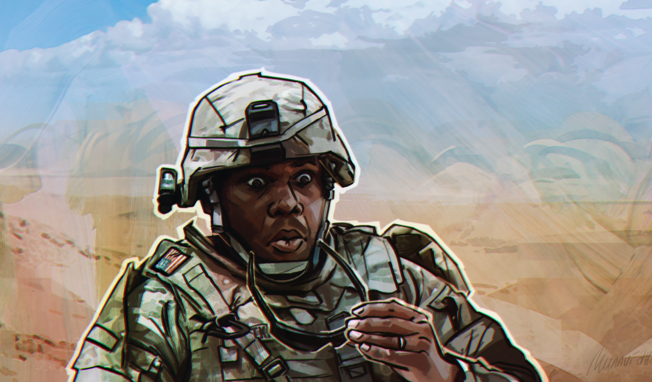 Армии США пообещали расовые репрессии – слишком много «белых экстремистов»