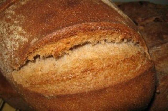 Домашний хлеб. Зачем на хлебе надрезы