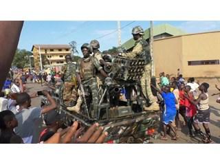 Гвинейский подполковник пошел наперекор российскому бизнесу геополитика
