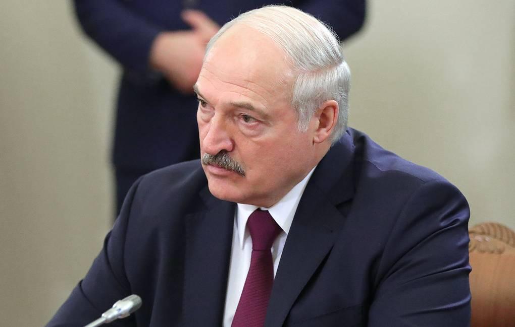 Иудин поцелуй для Лукашенко