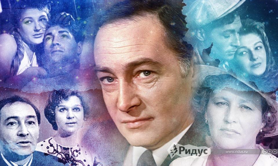 Любимые женщины Вячеслава Тихонова