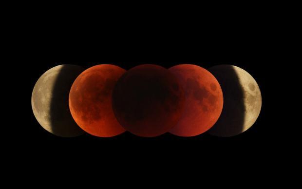 Лунное затмение 21 января: астролог рассказала как планеты повлияют на жизнь людей