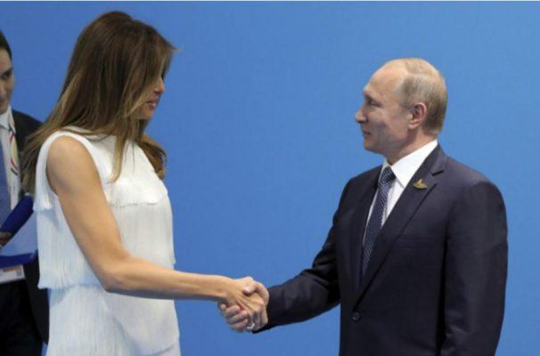 Между Владимиром Путиным и М…