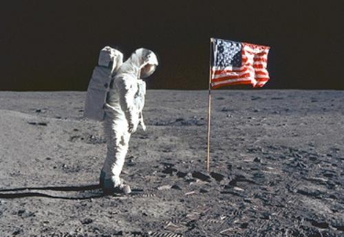 Американцы были на Луне: кри…