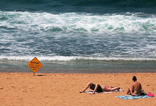 Австралия курорты, несчастный случай, туризм, факты