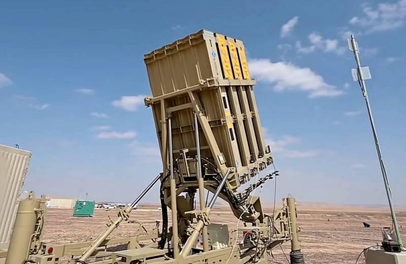Израильский «Железный купол» на Украине не решит никаких проблем