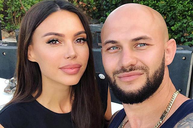 Оксана Самойлова и Джиган стали родителями в четвертый раз
