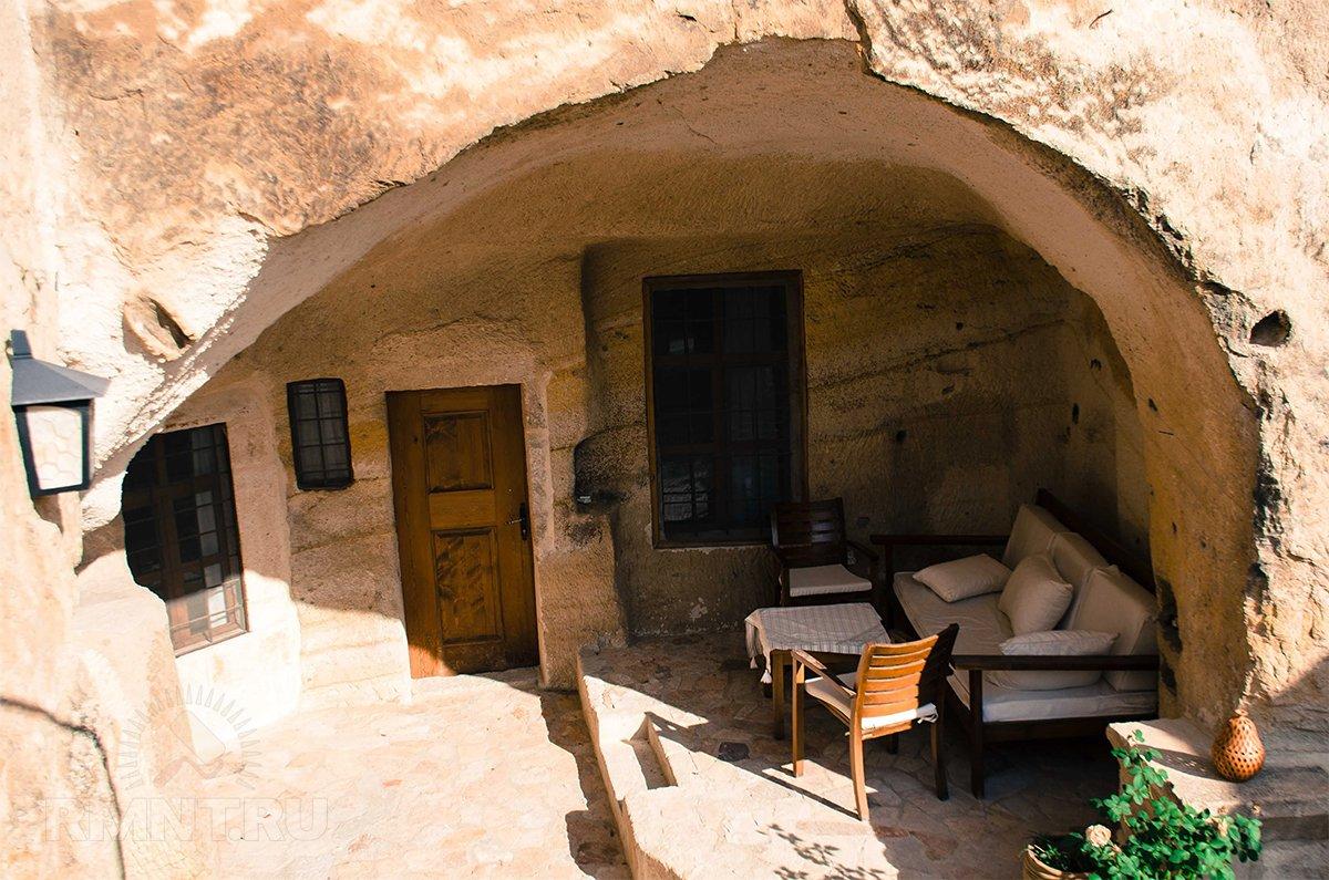 Дома в пещерах: фотоподборка