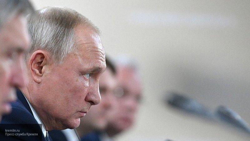 Путин рассказал о роли РФ в организации работы конституционного комитета Сирии