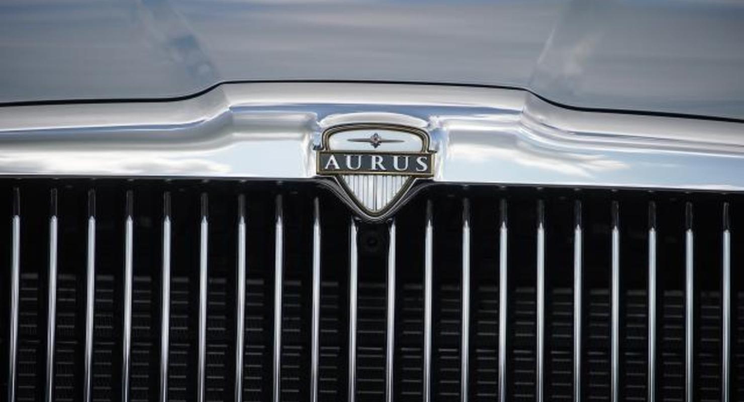 В России могут создать Aurus с полностью электрическим двигателем Автомобили