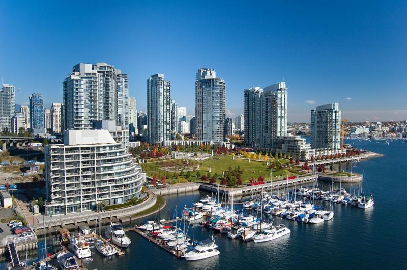 Ванкувер – достопримечательность Канады у Тихого океана авиатур, ванкувер, канада
