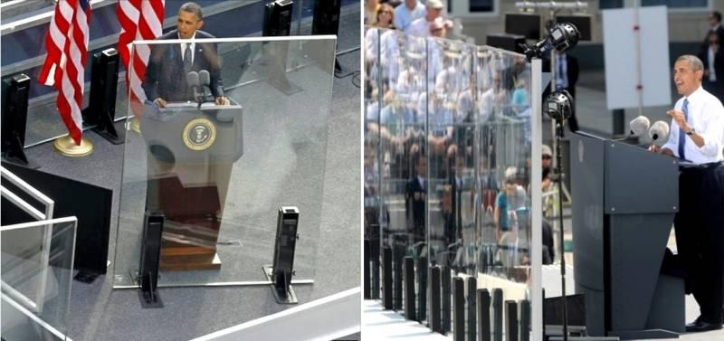 Покушение на президента: в Трампа запустили смартфоном