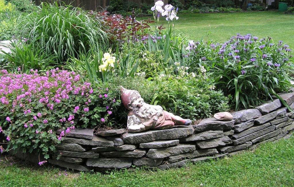 кольцо для как сделать сад красивым своими руками фото поликарбоната