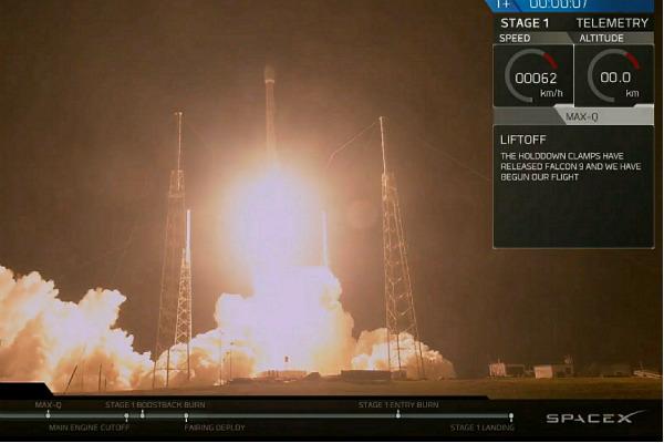 Компания Илона Маска потеряла секретный спутник Пентагона
