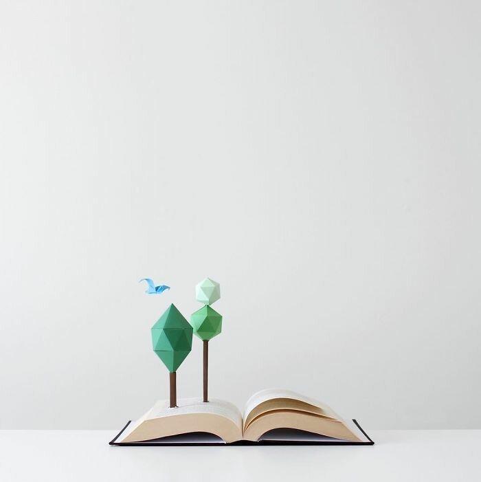 Любопытные фотографии в стиле минимализм, на которые невозможно насмотреться фотография
