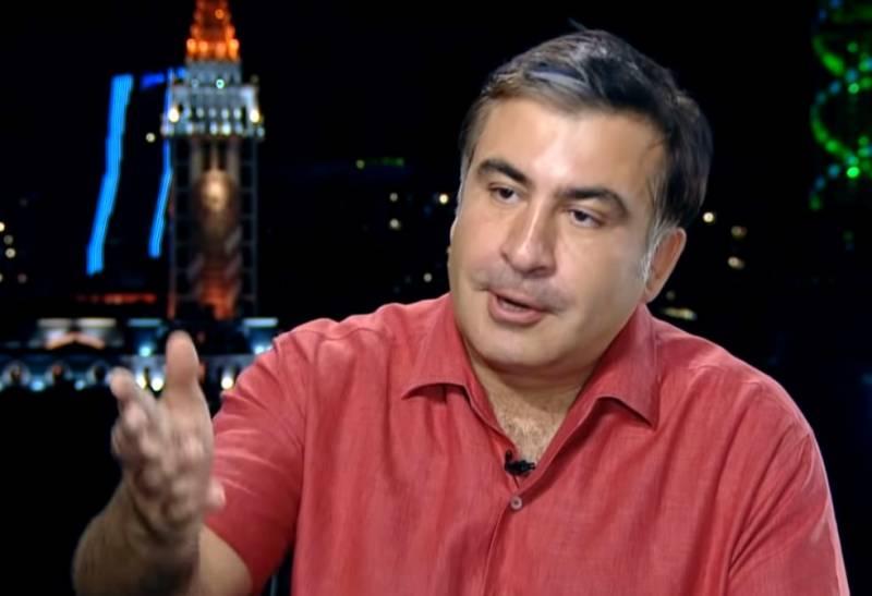 Возвращение грузина: Зеленский вернул Саакашвили украинское гражданство новости,события,политика