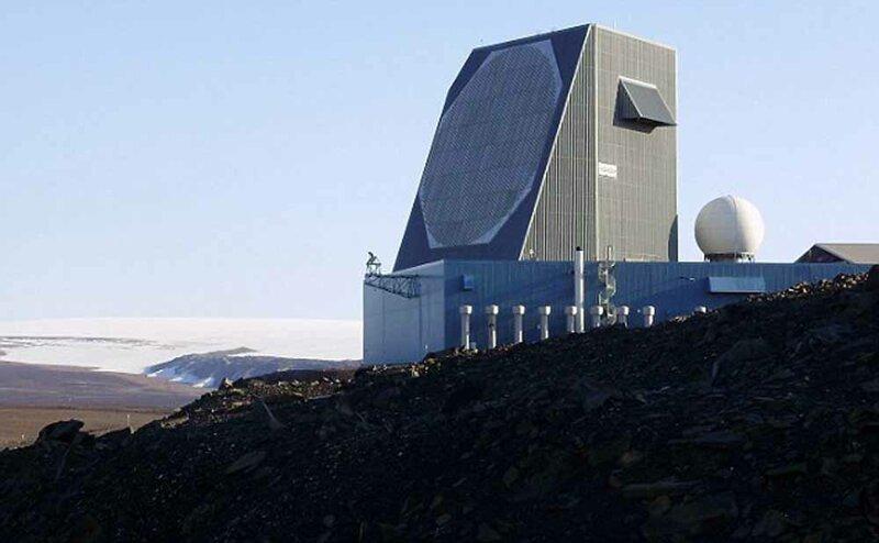 Американская РЛС гренландия, подборка, природа, путешествия, север, удивительное