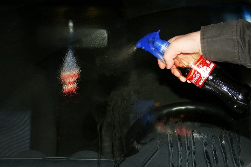 Как необычно использовать «Кока-Колу» домашний очаг,интересное,кола,лайфхаки