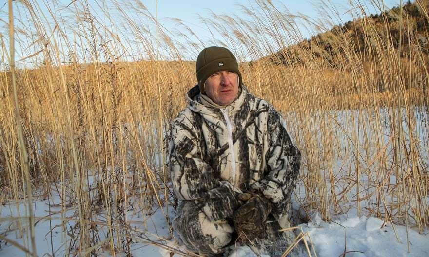 Бывший охотник Павел Фоменко защищает амурских тигров в Приморском крае