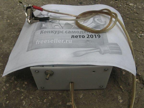 Зарядное устройство для автомобильных аккумуляторов и компьютерного БП