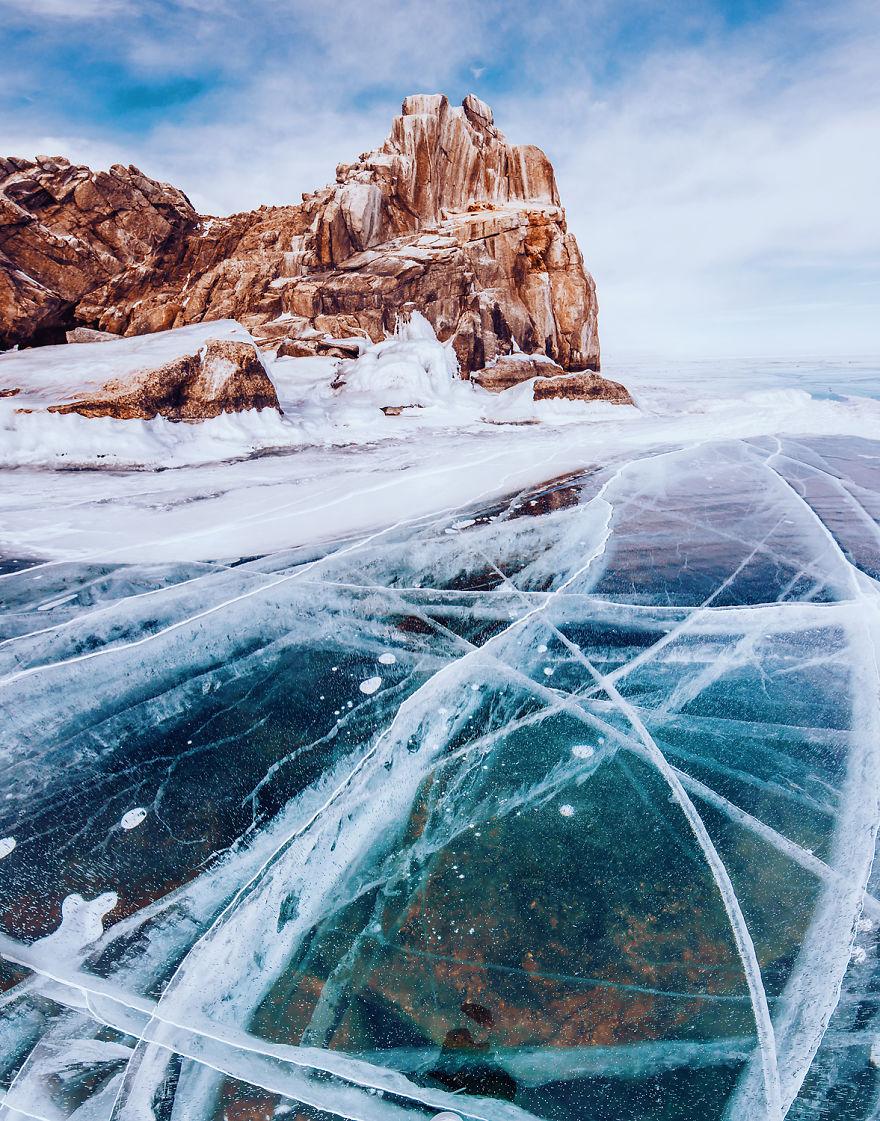 самое красивое место в россии зимой вика ведет свой