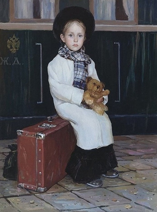 художники Константин Мирошник и Наталья Кургузова-Мирошник картины – 18