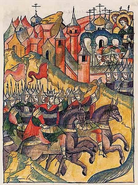 Крымский смерч. Как крымские и казанские орды погромили Московскую Русь история
