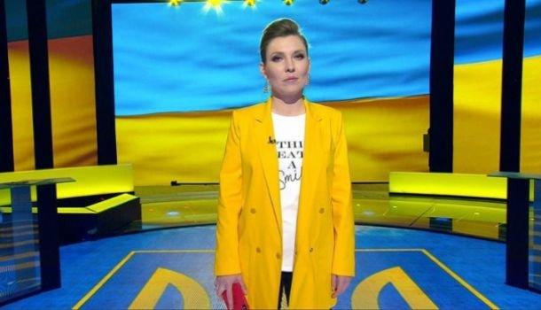 Ведущая телеканала «Россия-1» решила стать президентом Украины новости,события, политика