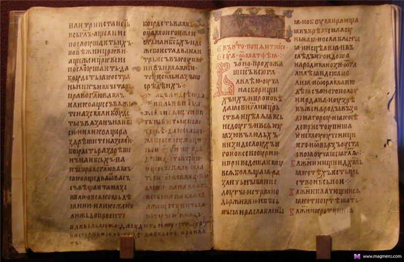 Три лингвистических ископаемых в нашем словаре