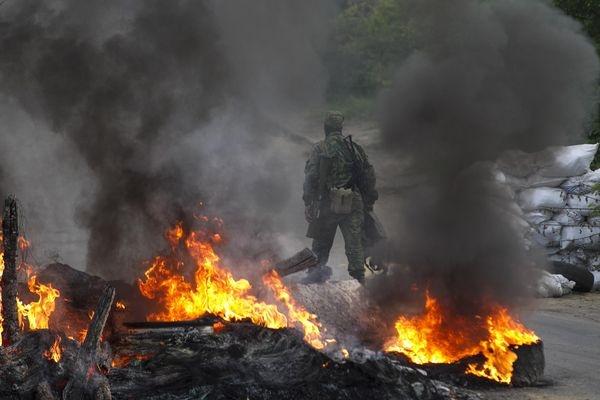 ВОБСЕ заявили озапрещенном оружии улинии соприкосновения вДонбассе