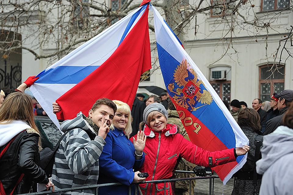 «Крымчан больше, чем эстонце…