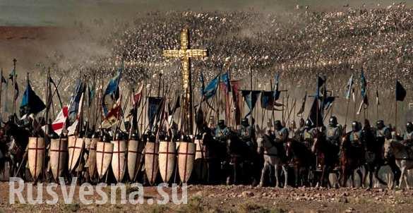 Радикалы готовят против Порошенко крестовый поход (ВИДЕО)