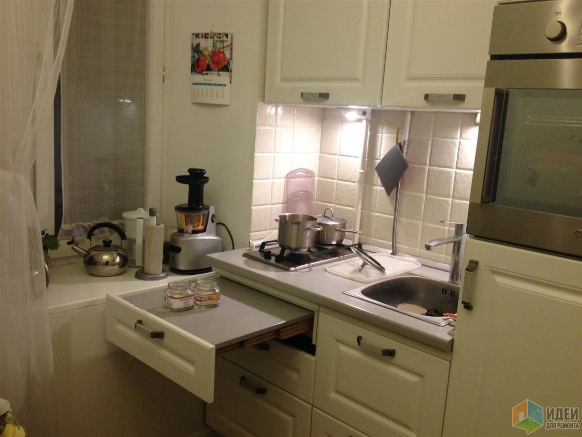 Кухня 3,10 на 1,70