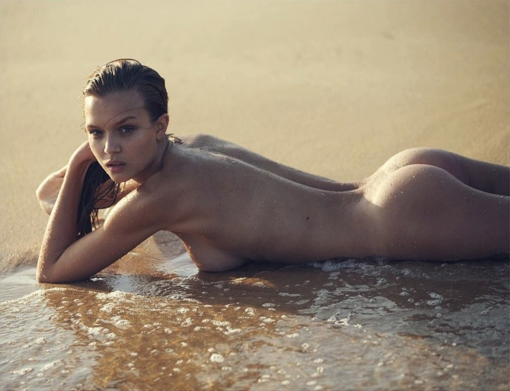 Svetlana Chumachenko Ukrainian Girl Sand Face Model Beauty Motherless Fappening 1
