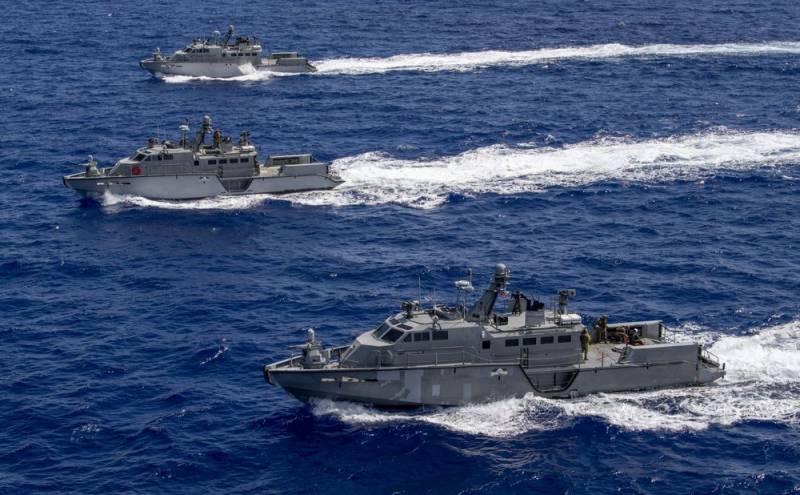 Украинский флот получит боевые катера, похожие на российские «Рапторы» вмф,украина