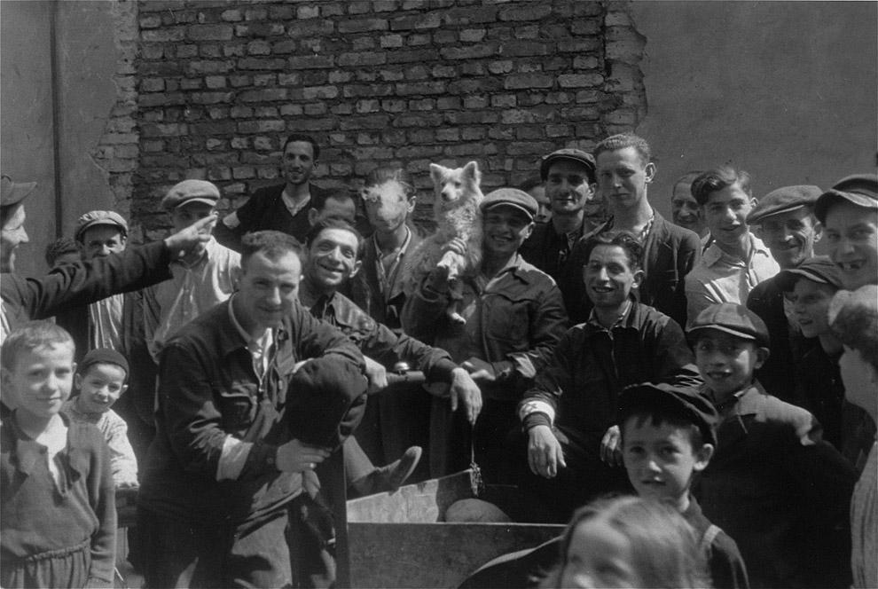 «Капут» Малапарте: горькие истории с Второй мировой интересное,интересные люди,интересные факты,история,ужас,шок
