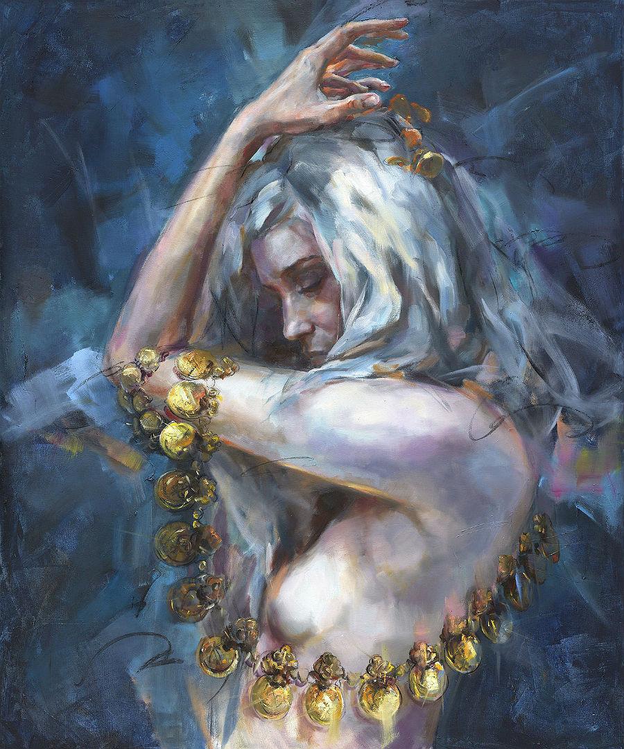 Анна Разумовская : Женщина счастлива, когда живёт танцуя