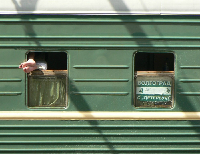 Одной ногой уже в культурной столице. | Фото: Pressa.tv.
