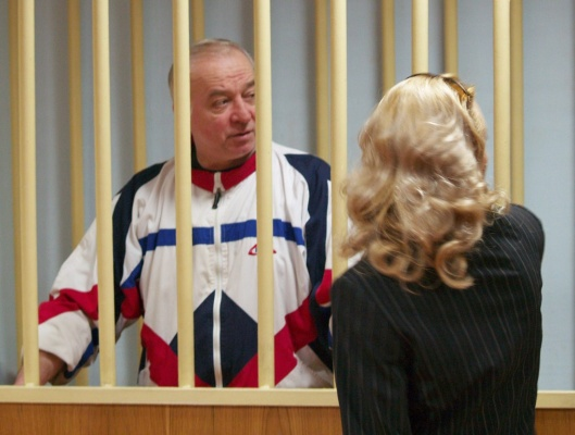 Великобритания отказала России вдоступе кСергею Скрипалю