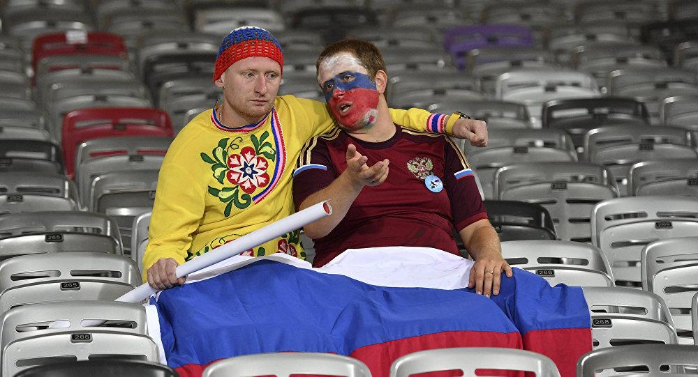 Британия предлагает лишить Россию чемпионата мира по футболу