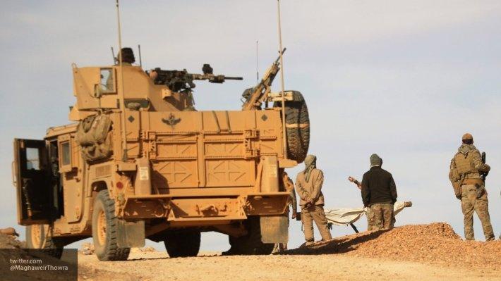 Взяли в окружение: САА уничтожила боевиков на востоке провинции Хомс